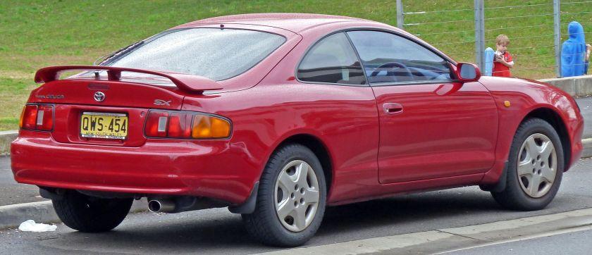 1995-99 Toyota Celica (ST204R) SX liftback 02