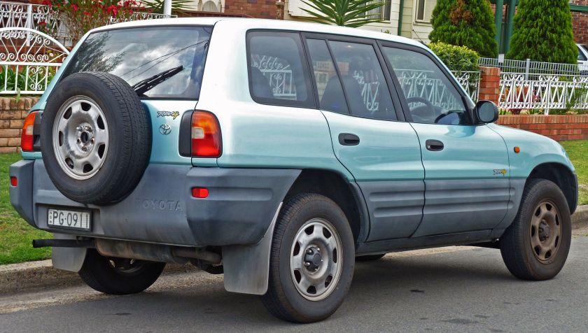 1995–1997 Toyota RAV4 (SXA11R) wagon