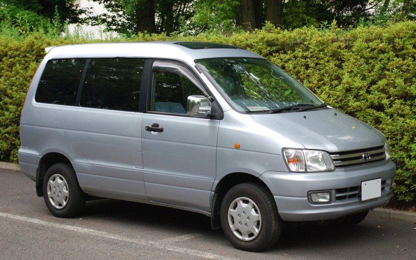 1996 3rd generation Toyota TownAce Noah (1996 - 1998)