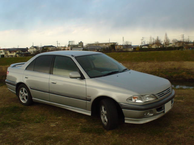 1996 Toyota Carina1600GT