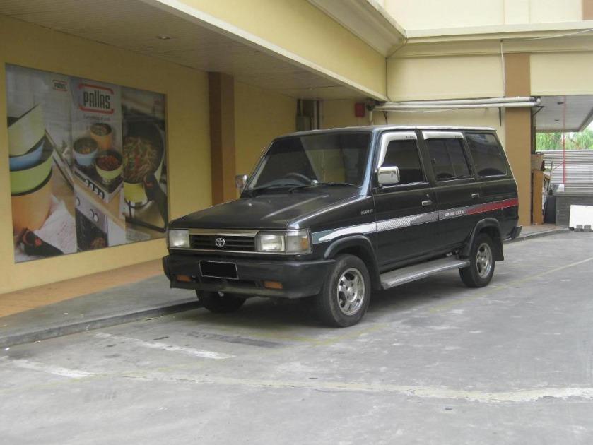 1996 Toyota Kijang 1.8 Grand Extra (KF52)