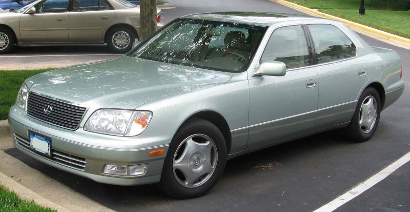 1998-00 Lexus LS400