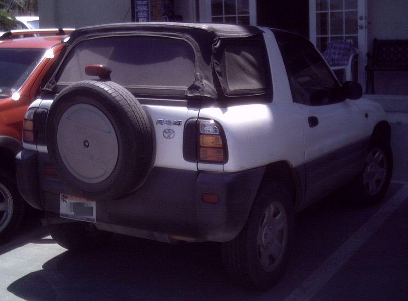 1998-00 Toyota RAV4
