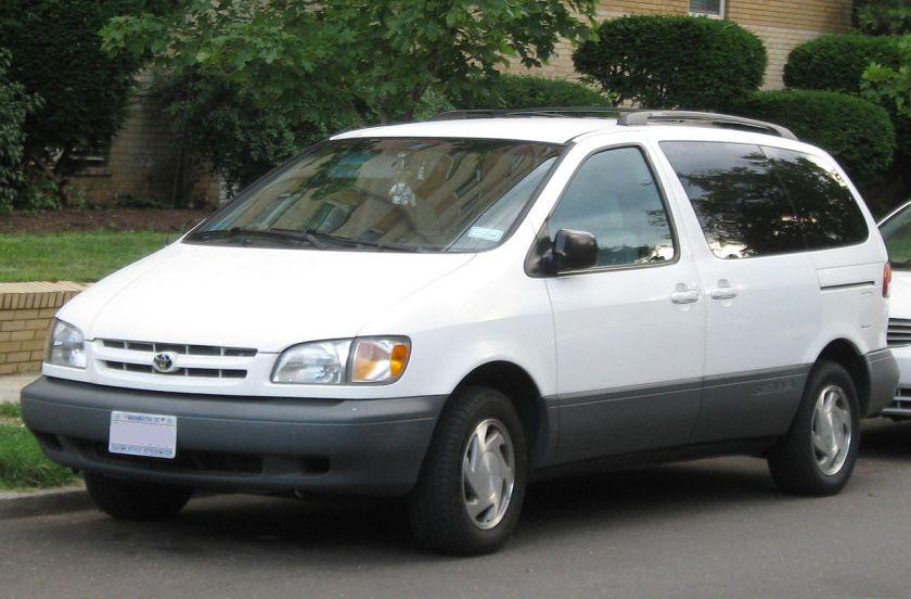 1998-00 Toyota Sienna
