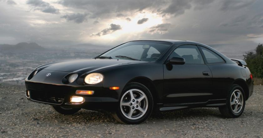 1999 Toyota Celica GT Liftback ST204L