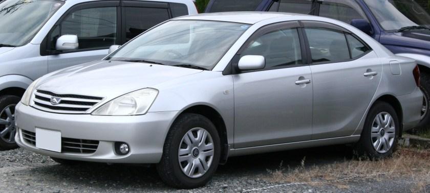 2001-04 Toyota Allion