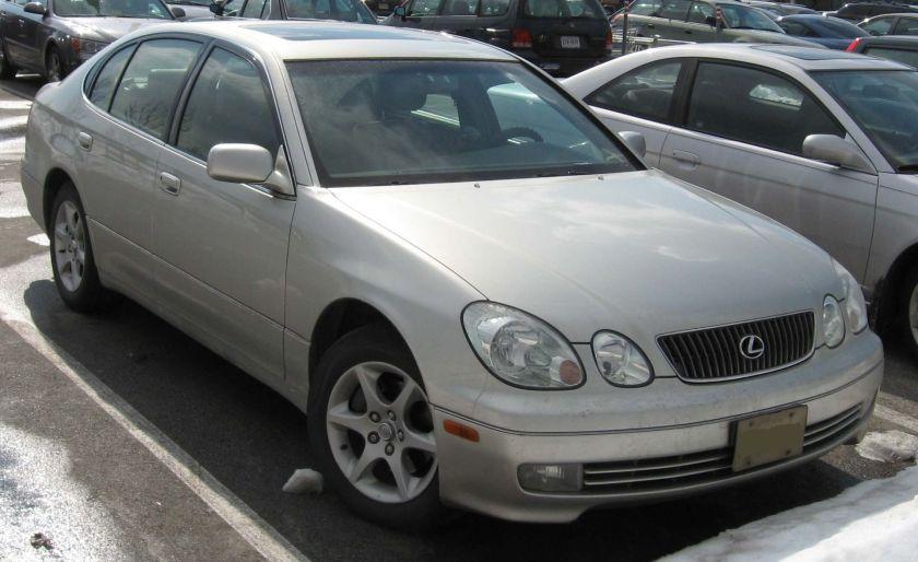 2001-05 Lexus GS