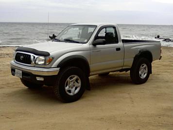 2001 Toyota Tacoma 4x4 SR5