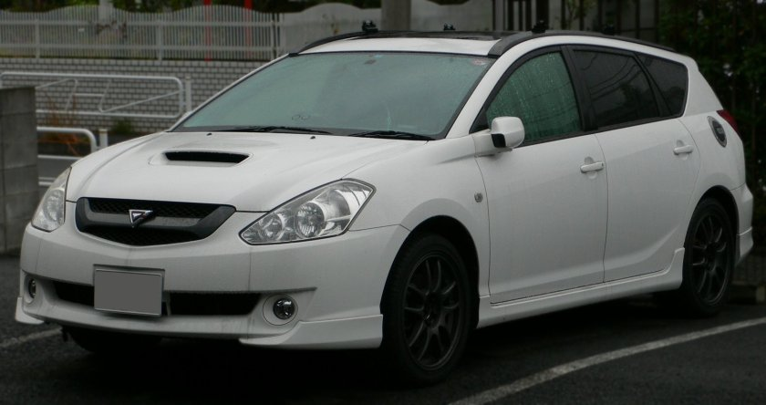 2002-05 3rd generation Toyota Caldina GT-FOUR