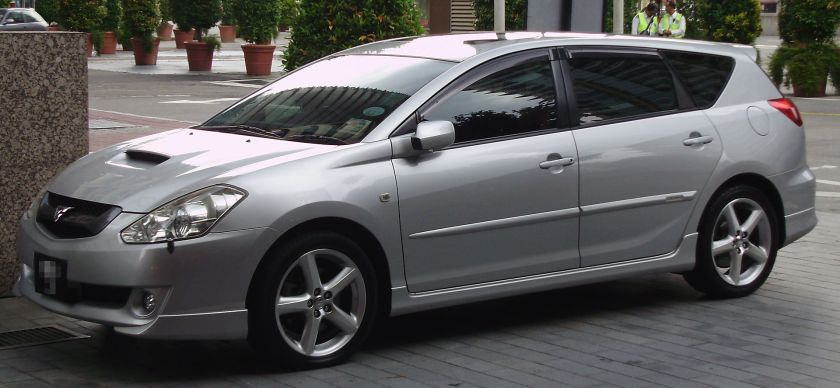 2002 Toyota Caldina GT-Four (early model)