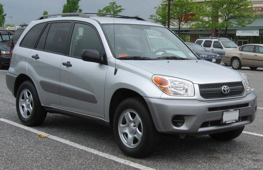 2004-05 Toyota RAV4
