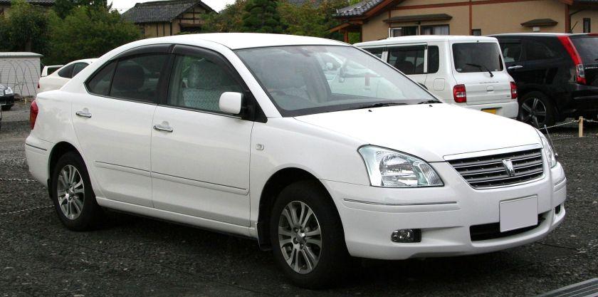 2004-07 Toyota Premio