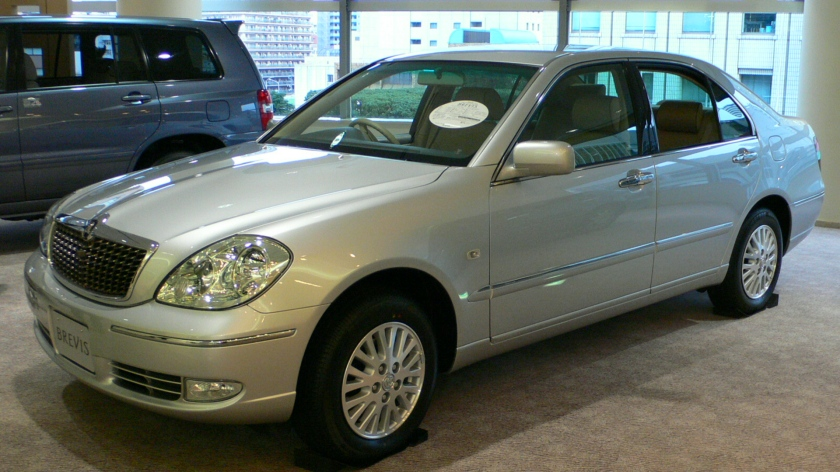 2004 Toyota Brevis series G10