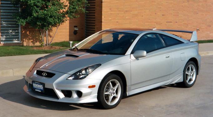 2004 Toyota Celica GTS-AP