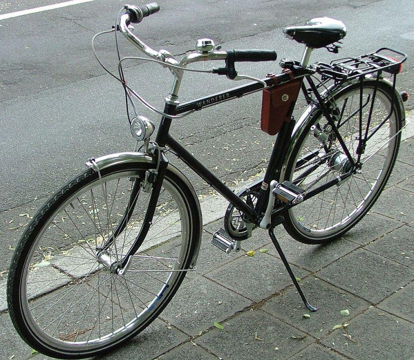 2004 Wanderer Herren-Fahrrad
