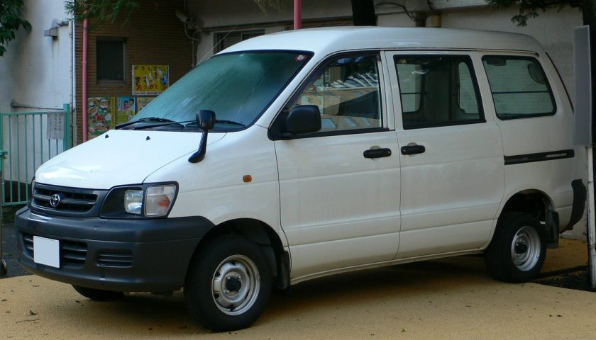 2005-07 Toyota TownAce