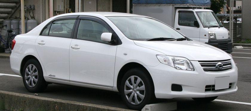 2006-08 Toyota Corolla Axio