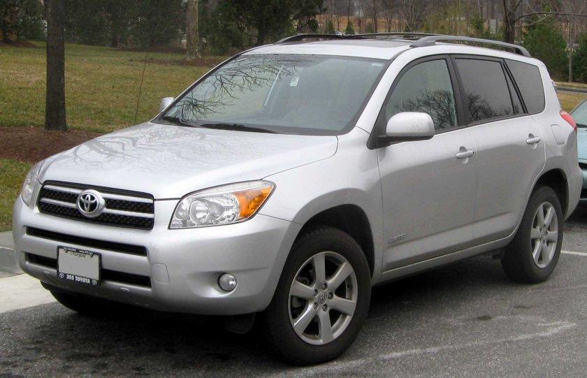 2006-08 Toyota RAV4