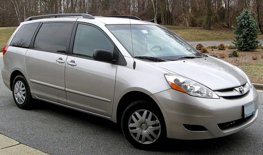 2006-10 Toyota Sienna LE