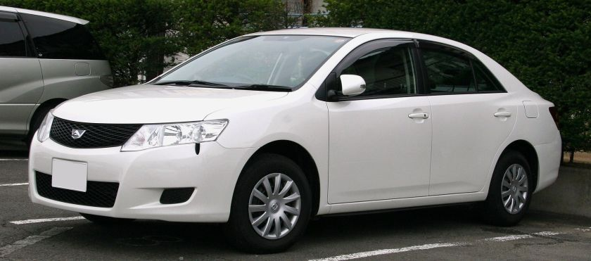 2007-10 Toyota Allion T260