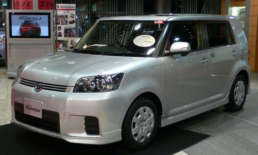 2007 Toyota Corolla-Rumion 01