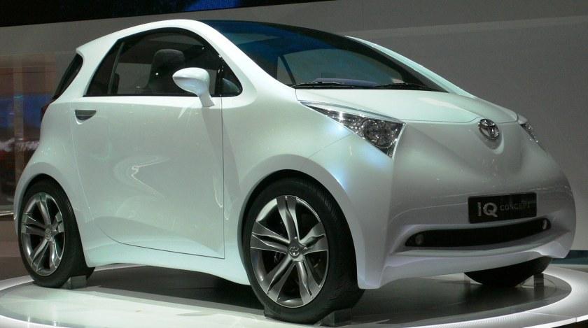 2007 Toyota iQ-Concept 01