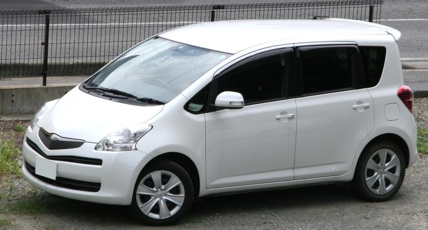 2007 Toyota Ractis