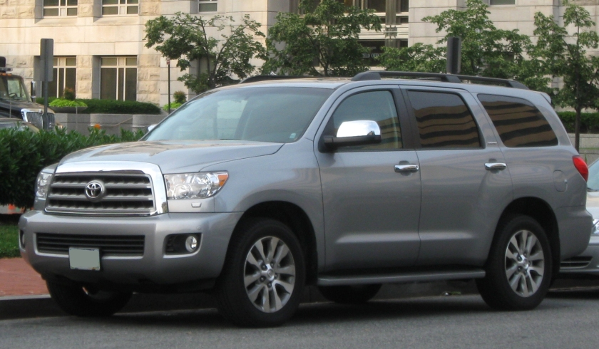 2008-09 Toyota Sequoia Limited