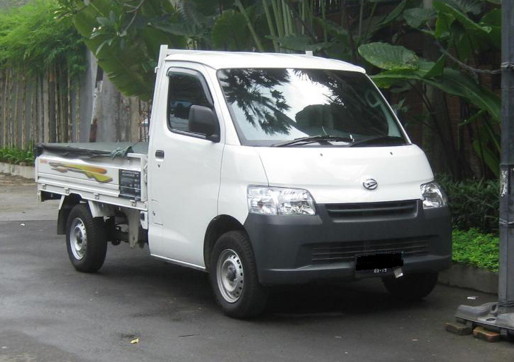 2010 Daihatsu Gran Max 1.3 DLi Pick-up,