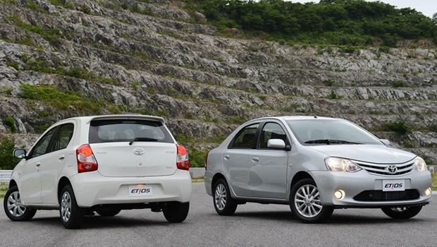 2010-present Toyota Etios