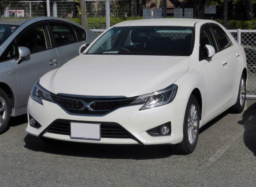 2012 Toyota MARK X 250G (GRX130) front