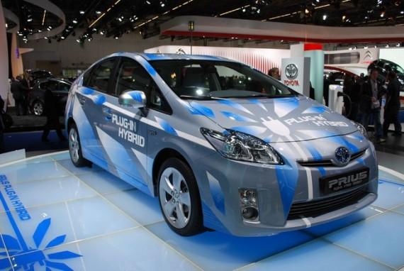 2012 Toyota Prius Plug In Hybrid