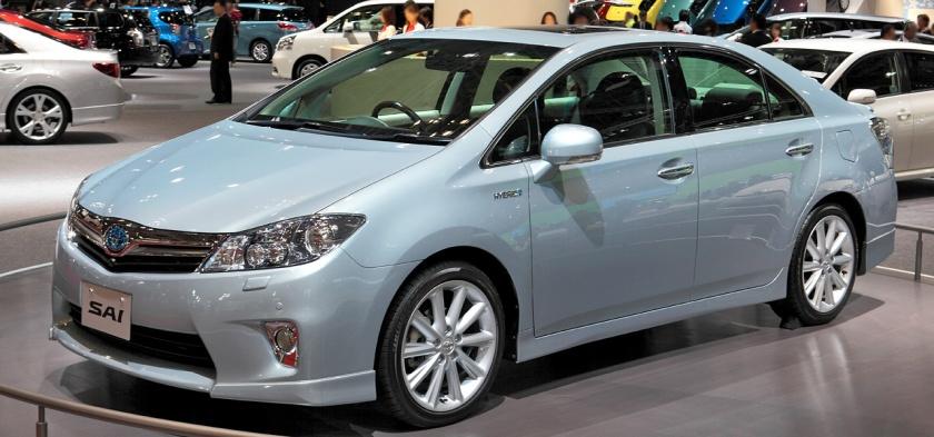 2013 Toyota Sai