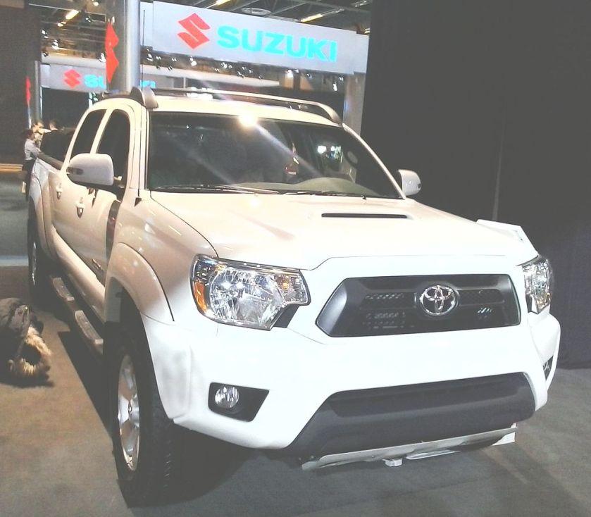2013 Toyota Tacoma Crew Cab