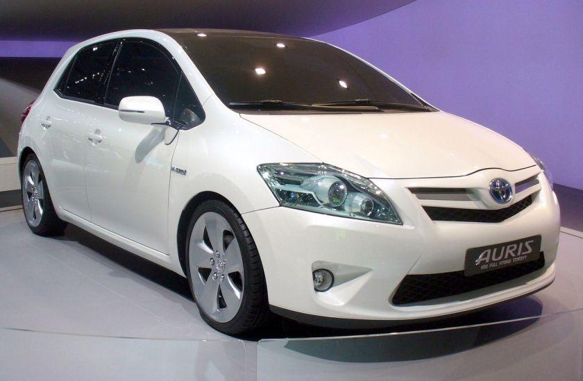 2014 Toyota Auris HSD_Hybrid_Concept