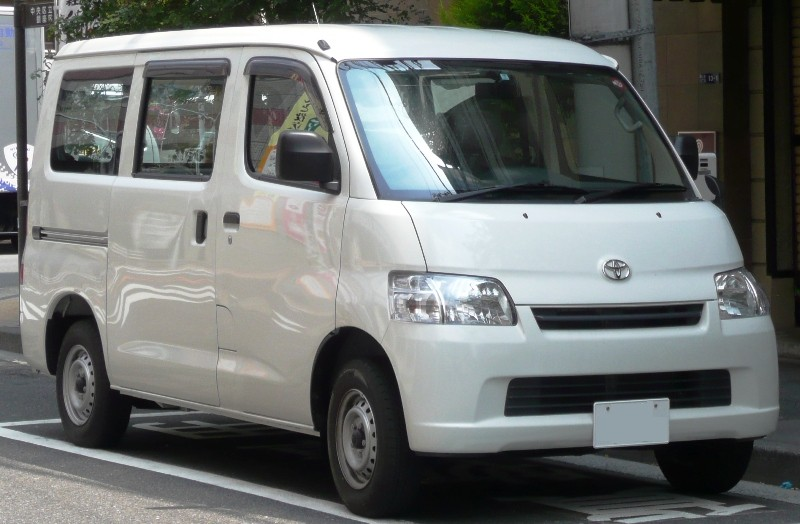 2014 Toyota Liteace S402