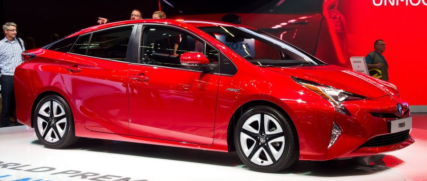 2015 Toyota Prius (IV)