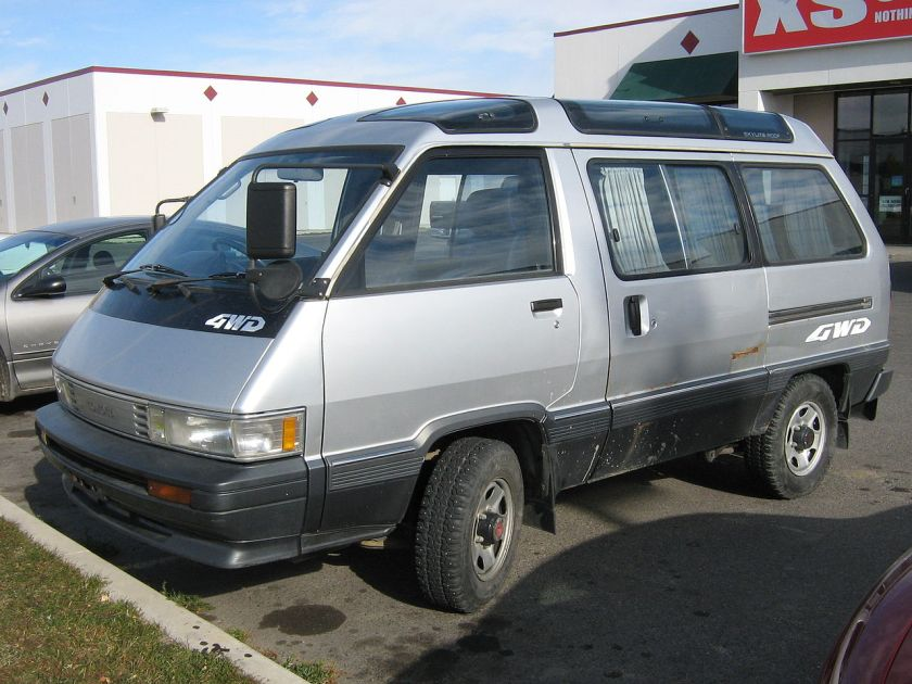 4wd Toyota TownAce (1819429213)