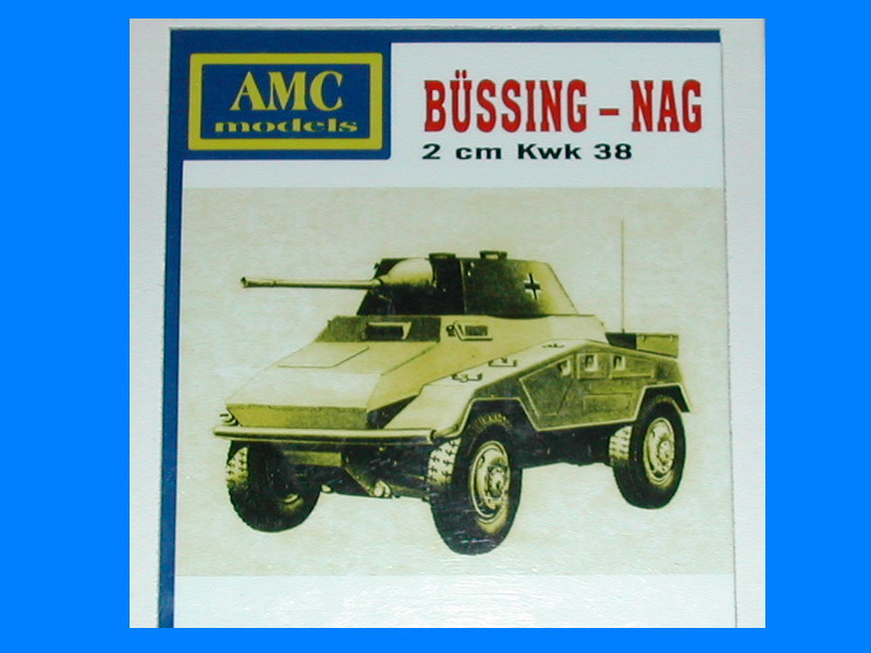 AMC72M23 Bussing - Nag