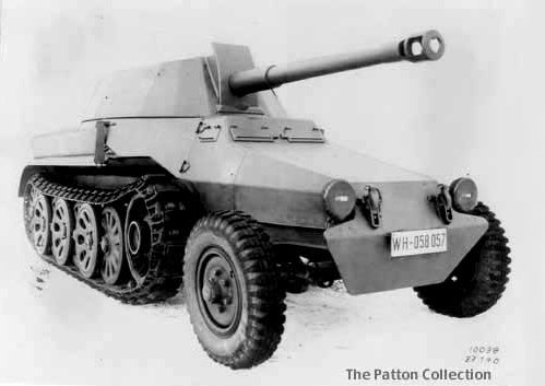 armored Bussing-NAG halftrack