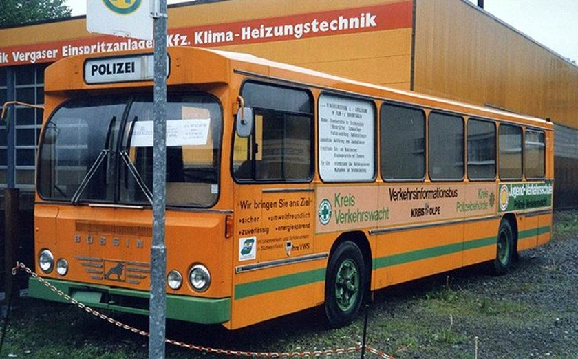 Büssing BS 110 V Linienbus (Informations-Bus)
