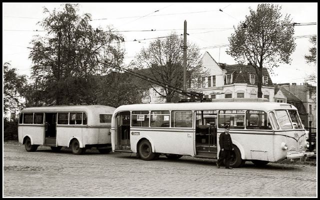 Büssing-Bus 80 fährt nach Neuenkirchen