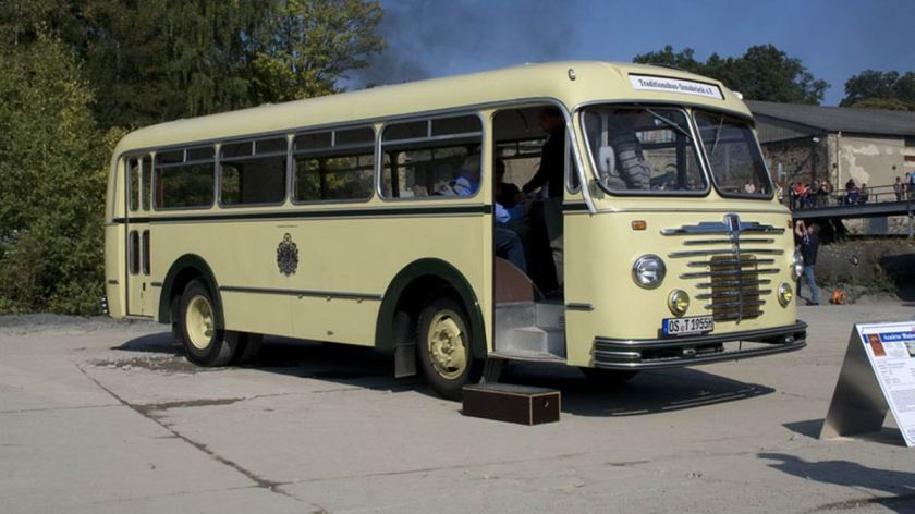 Büssing Bus O SPiesberg