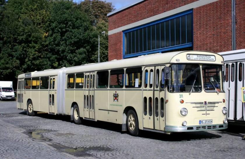 Büssing-Emmelmann President Verbund Gelekwagen