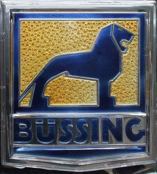 Büssing-Logo