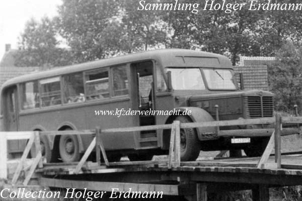 Büssing-NAG Typ 900 N Omnibus