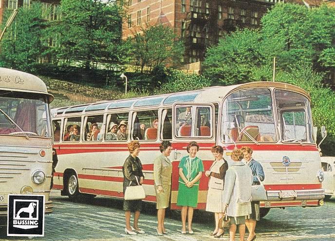 BÜSSING Reisebusse Ad