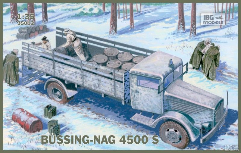 Bussing-Nag 4500S