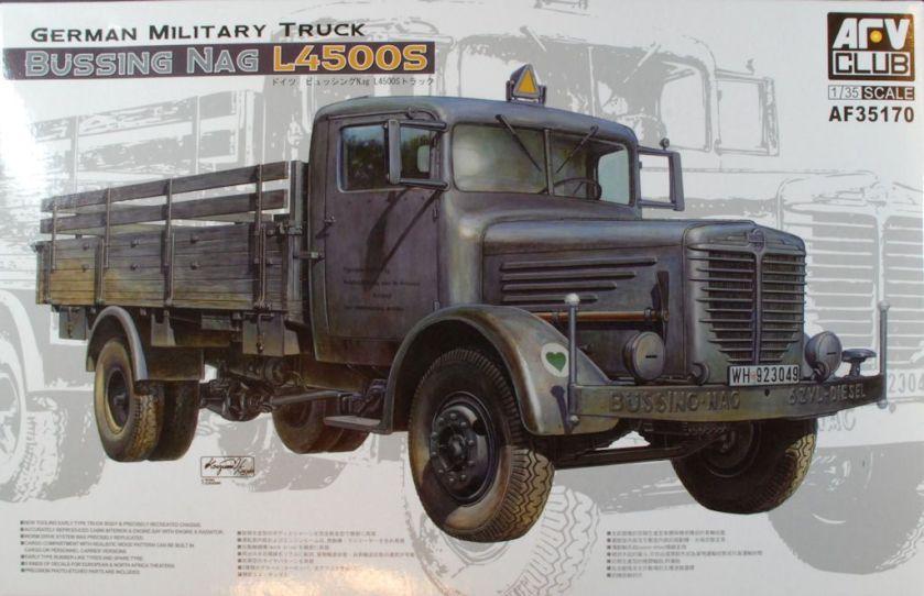 Bussing-Nag L4500S