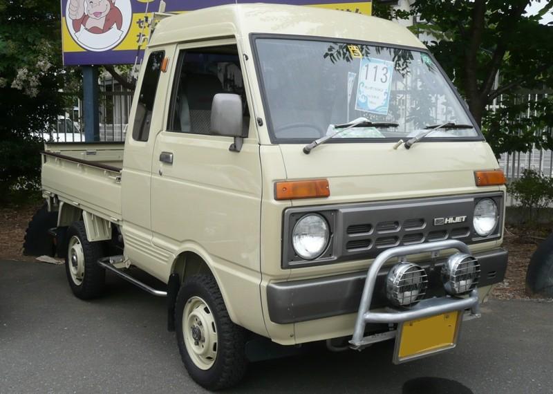 Daihatsu Hijet Jumbo.6th.gen
